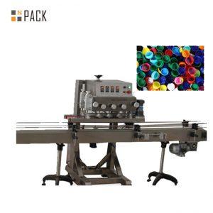 हाई स्पीड स्पिंडल बॉटल स्क्रू कैपिंग मशीन