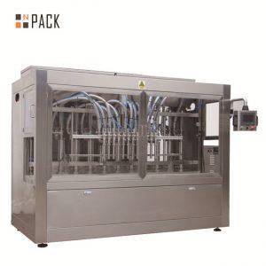 500ml - 5L उर्वरक के लिए हाई पावर 12 हेड ऑटोमैटिक लिक्विड फिलिंग मशीन