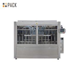 नेट वेअर फिलर के साथ 10-20L चिकनाई तेल भराव लाइन, जेरी मशीन, लेबलिंग मशीन कैपिंग कर सकते हैं