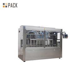 16 नलिका स्वचालित रैखिक तरल भरने की मशीन, प्लास्टिक की बोतल भरने की मशीन
