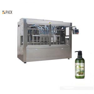 100 मिलीलीटर - शैंपू / लोशन / साबुन के लिए 1 एल तरल भरने की मशीन