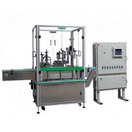 उच्च विश्वसनीयता नेल पॉलिश भरने की मशीन / Monoblock भरने की मशीन क्षमता 60BPM