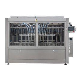 रैखिक प्रकार स्वचालित पिस्टन नारियल मक्खन भरने की मशीन