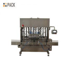 क्लीनर के लिए 1L-1 गैलन स्वचालित संक्षारक तरल भरने की मशीन