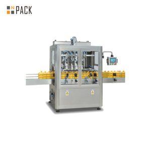 स्वचालित हनी शैम्पू डिटर्जेंट कॉस्मेटिक भरने बॉटलिंग कैपिंग पैकिंग मशीन