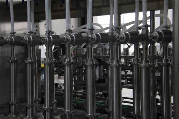 स्वचालित तरल डिटर्जेंट शावर जेल बोतल तरल भरने की मशीन